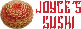 Joyce's Sushi Logo